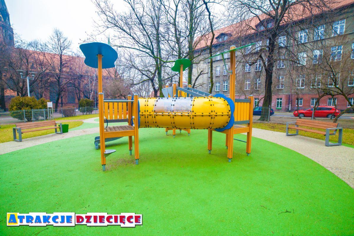 Plac zabaw Plac Hlonda w Katowicach