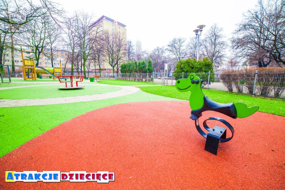 Plac zabaw w Katowicach